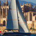 Copa del Rey 2021 на яхте BURAN