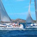 Практика Bareboat Skipper IYT в Греции